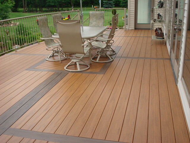 New Home - DMil traditional-deck