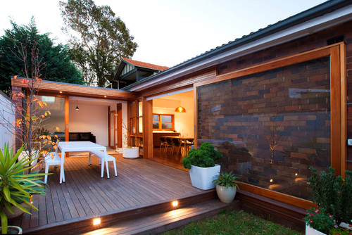 contemporary deck uncategorized