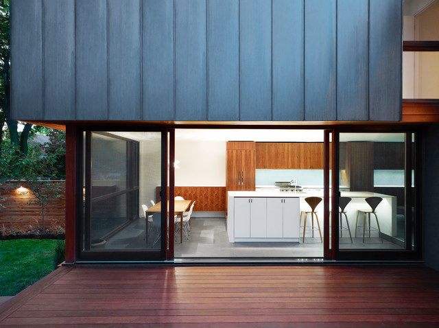 Sliding Exterior Glass Doors | Houzz