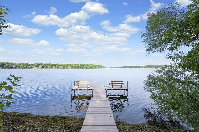 Pleasant Lake Remodel Traditional Deck Minneapolis