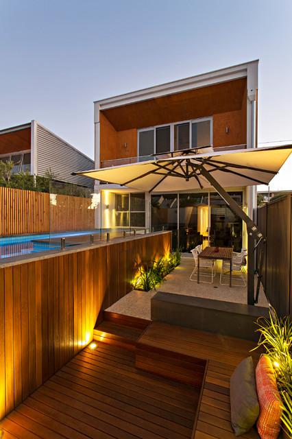 Contemporary Deck Perth North Perth project contemporary-deck