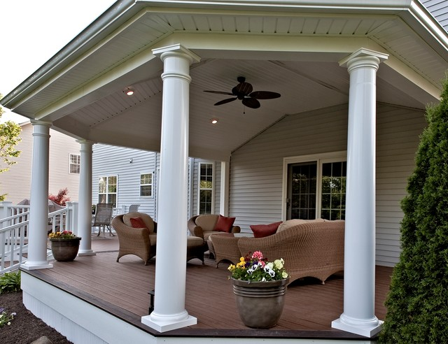 North wales pa traditional deck philadelphia by for Eagleville pool and spa