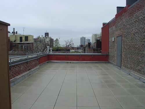 Nyc Brooklyn Heights Rooftop Terrace Deck