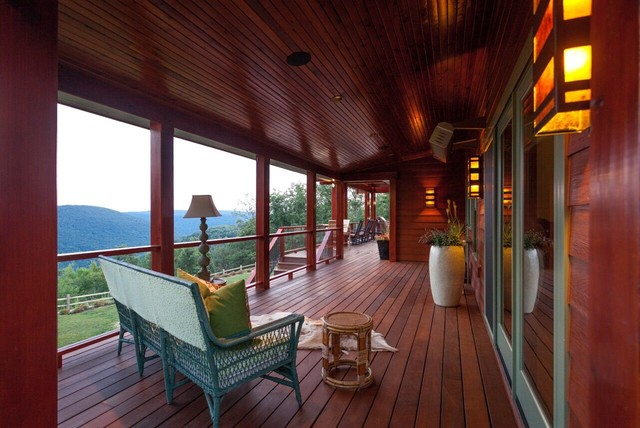 Our Work traditional-deck