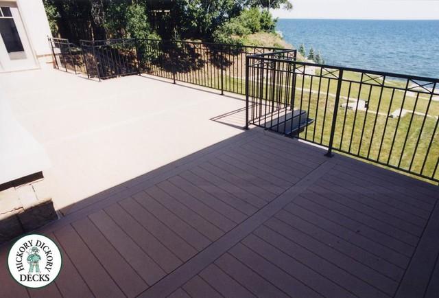 Our work modern-deck