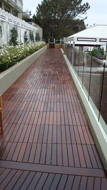 Outdoor Deck Tiles Modern
