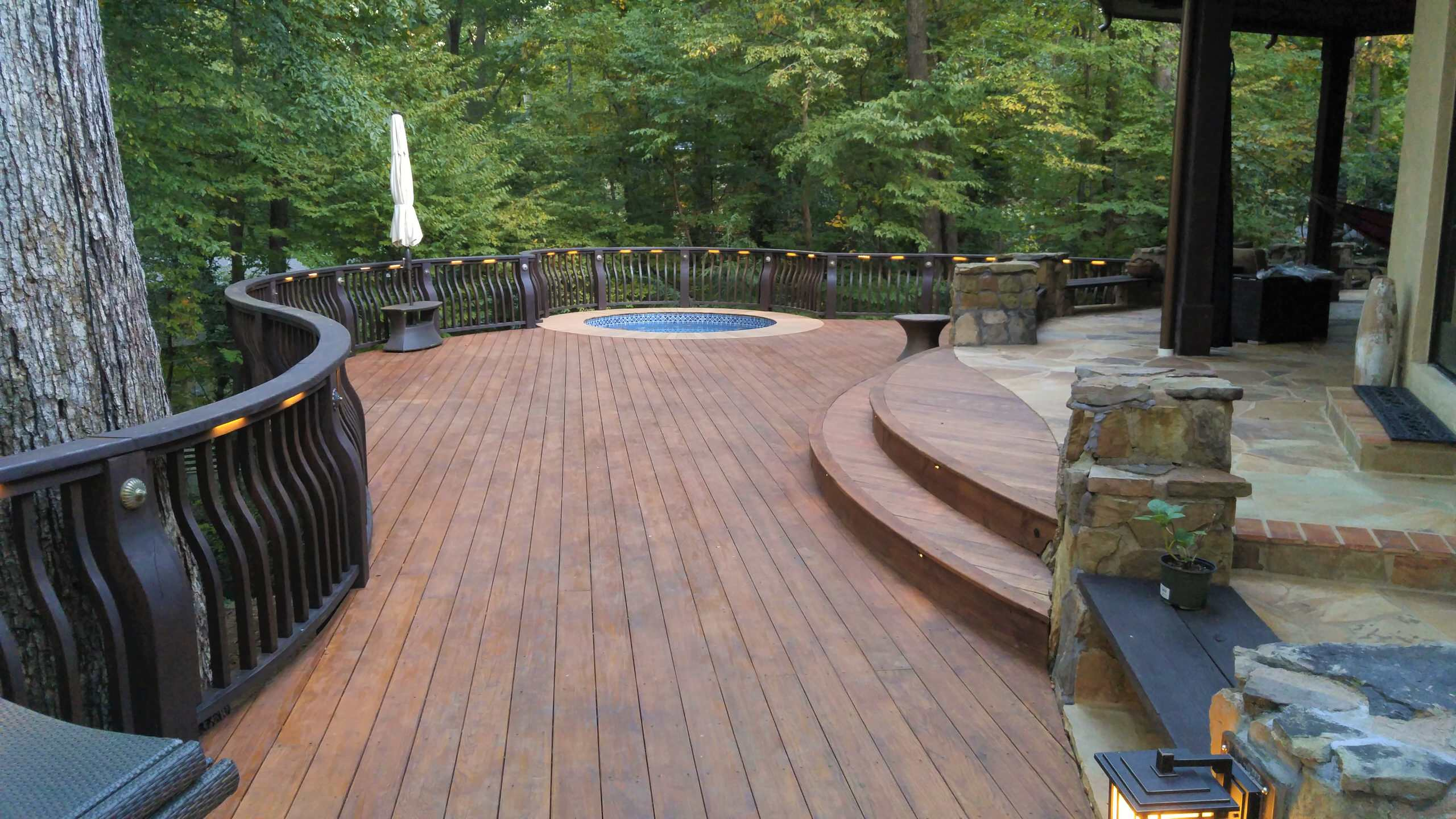 Outdoor Living and Entertainment Spaces
