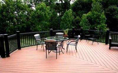 Outdoor Living - Decks traditional-deck
