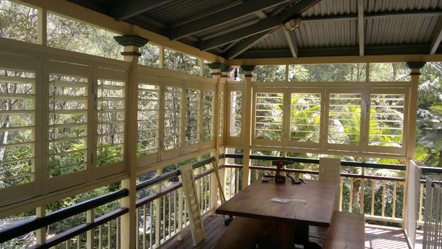 Outdoor Living Enclosed Deck Patio Or Porch