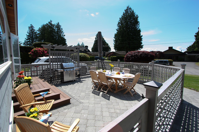Pacific Renovation transitional-deck