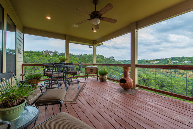 Pale face traditional deck other metro by barron for Eagleville pool and spa