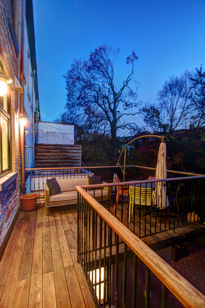 Deck - traditional deck idea in New York