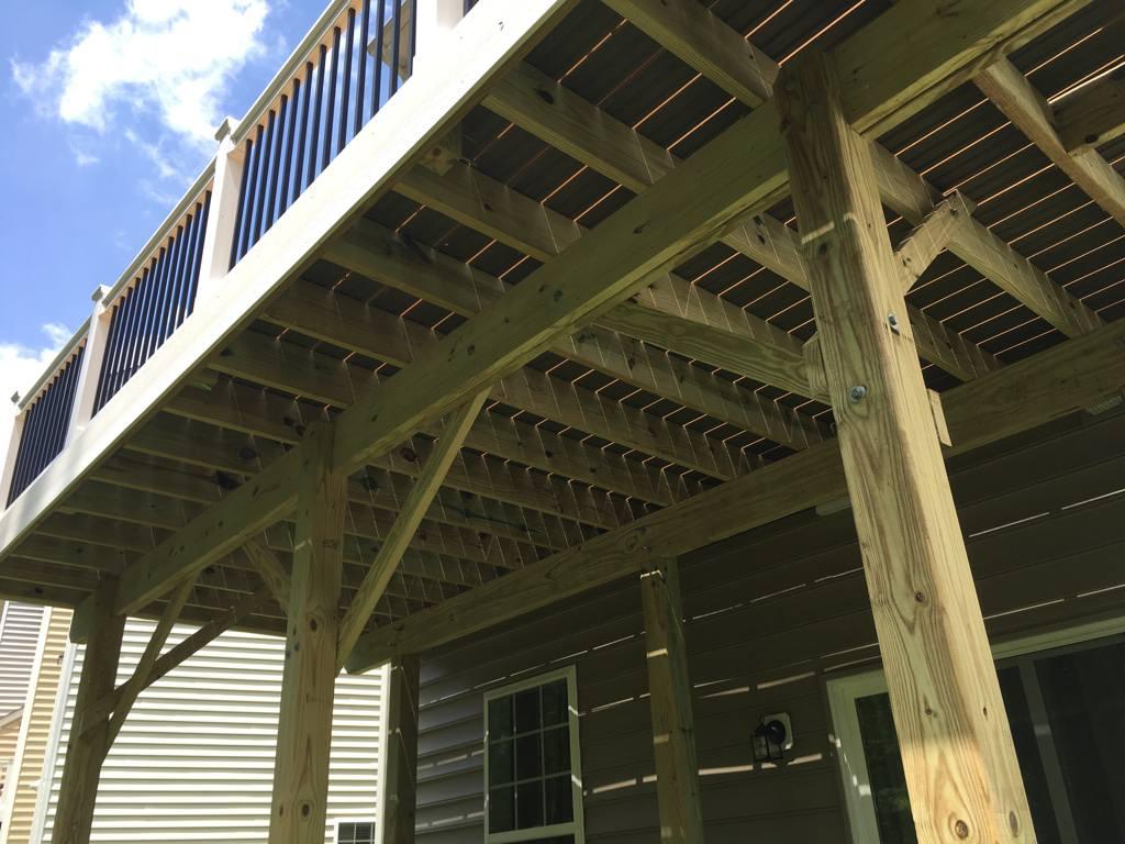 Parkside 10x20 Deck