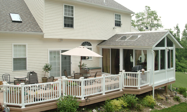patio enclosures by great day improvements home design ideas and