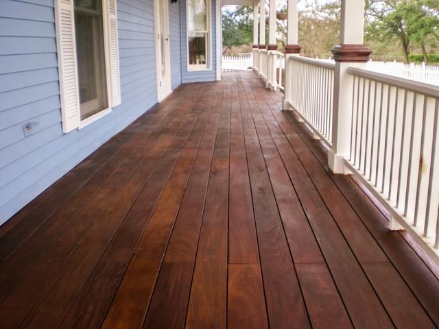 Porch Craftsman Deck Dallas By Spivey Construction Llc