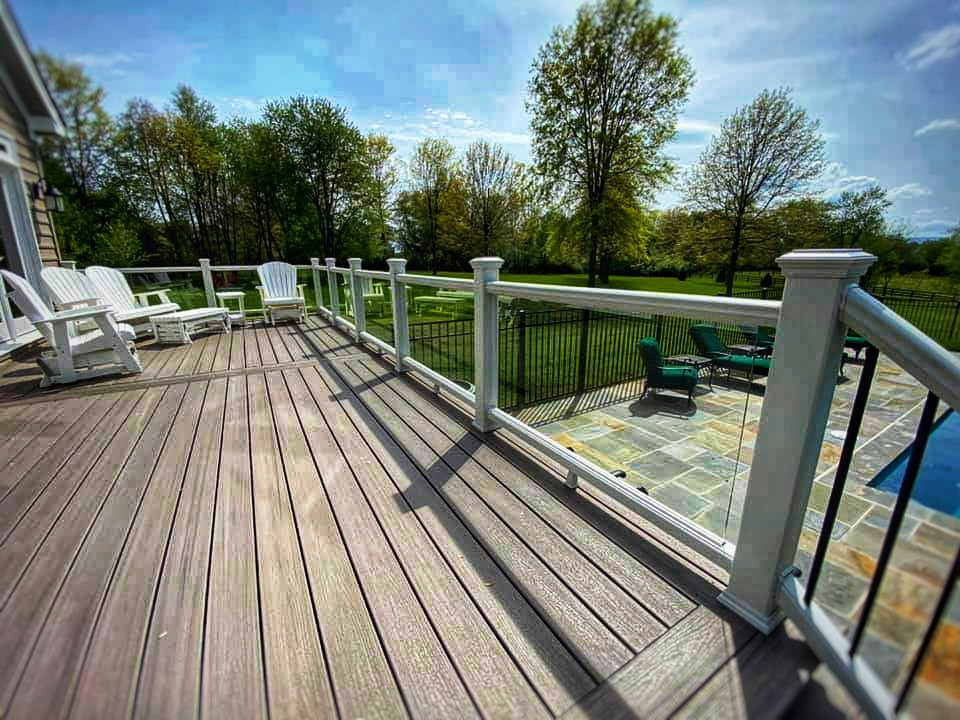 Purcellville's Outdoor Retreat