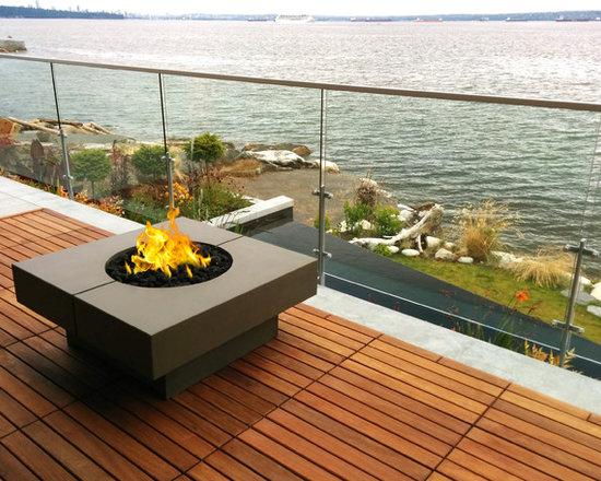 Qsquare Fire Pit -