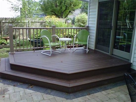 Residential Gallery traditional-deck