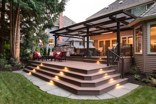 Home design, Home Remodeling, Deck Space, Outdoor Home Retreat