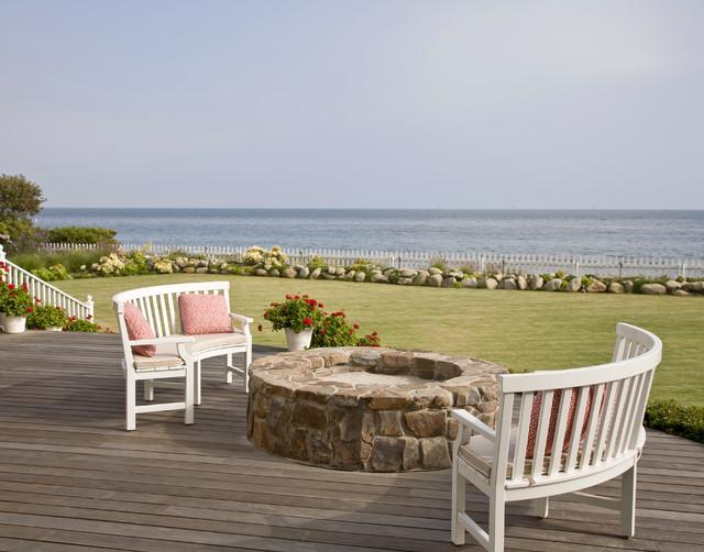 Santa Barbara Dutch Colonial Beach Style Deck Other
