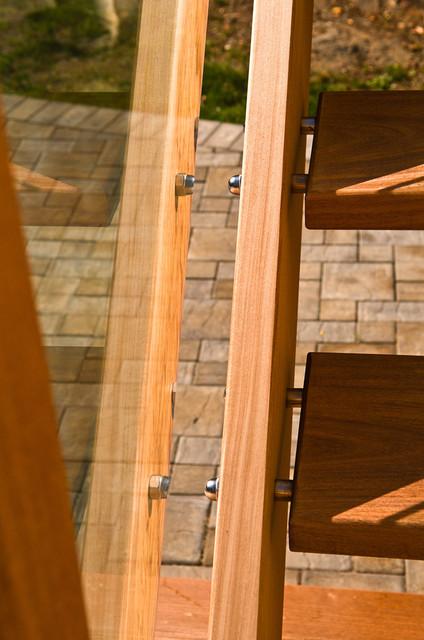 Sidney BC Deck contemporary-deck
