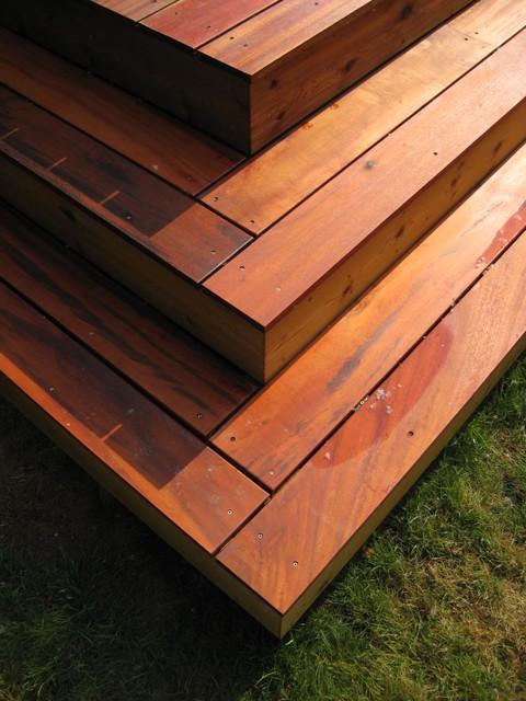 Sky Ridge Deck traditional-deck