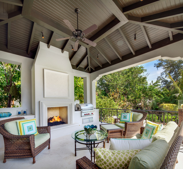 Spice bay custom residence british west indies for British home design