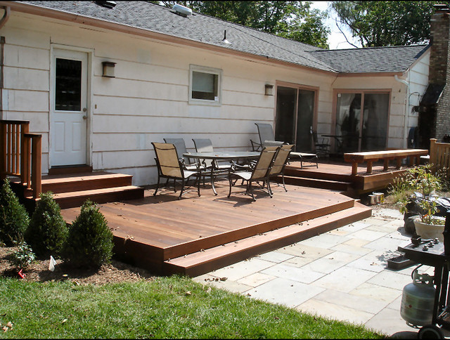 Decks, Patios & Outdoor Enclosures