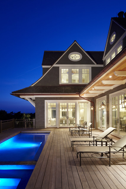 The Beach House - Beach Style - Deck - Charleston - by The Anderson Studio of Architecture & Design