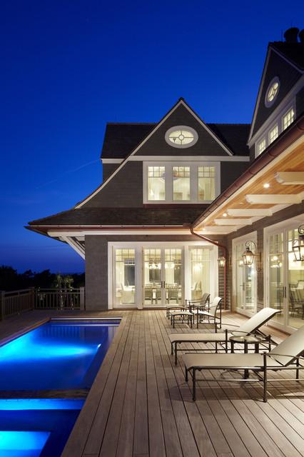 The Beach House beach-style-deck