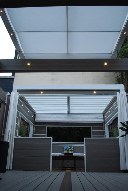 The Miami Deck contemporary-deck