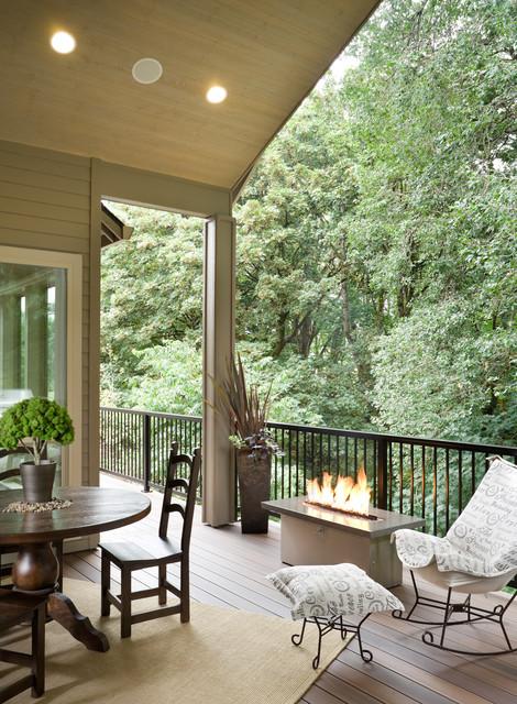 The Vidabelo rustic-porch