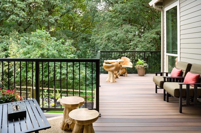 The Vidabelo modern-porch