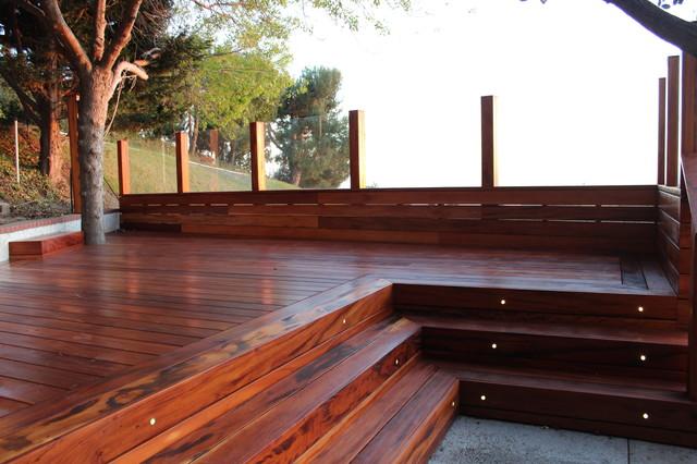 Kingston Residence modern-deck