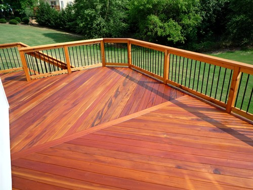 Hardwood decking for Hardwood decking supply