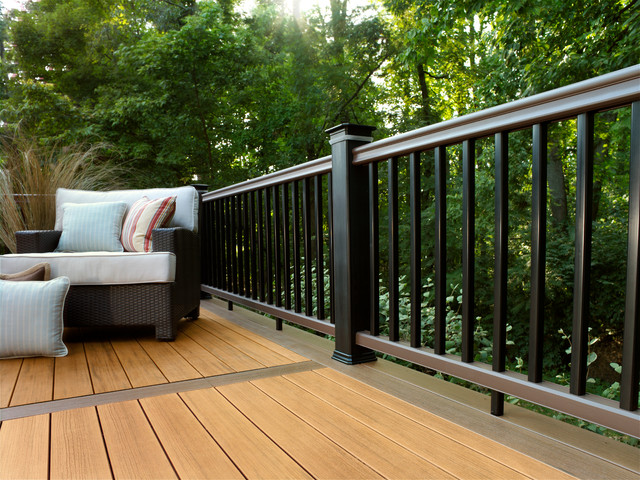 TimberTech traditional-deck