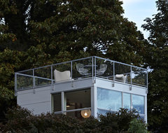 Tower House modern-deck