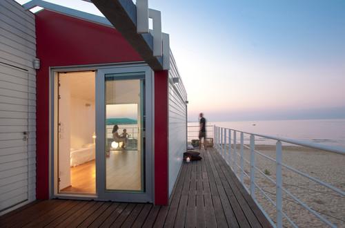 【Houzz】世界の暮らしとデザイン:最高の休暇を過ごせる10の別荘 15番目の画像
