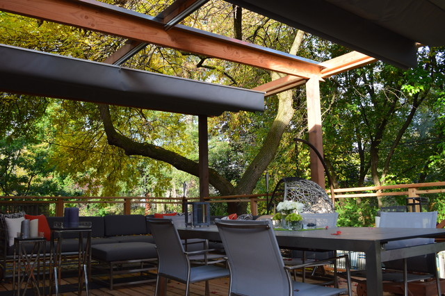 Treehouse Retractable Patio Covers North Toronto