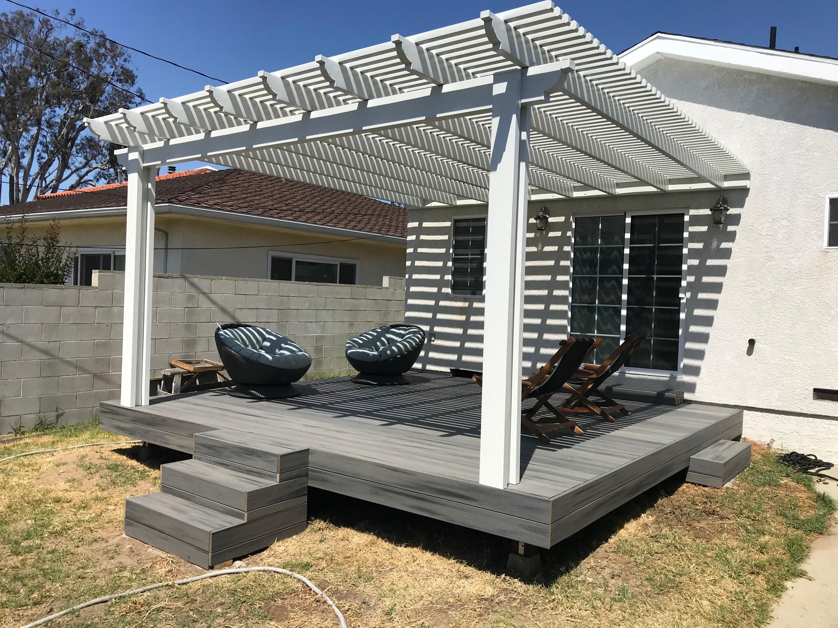 Trex Deck In Los Angeles