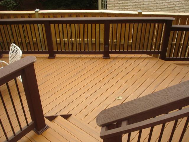 Trex Decking traditional-deck