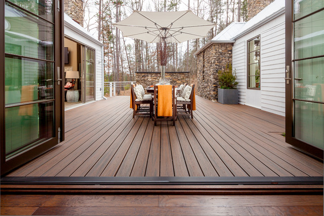 Trex Deck By TREX COMPANY INC