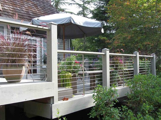 Ultra tec Stainless Steel Cable Railing System Modern