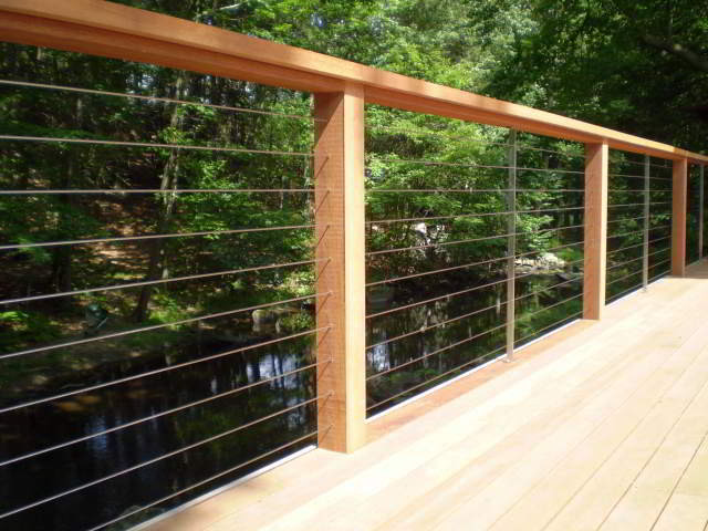 Ultra-tec Deck Cable Railing - Modern - Deck - Other - by Ultra-tec ...