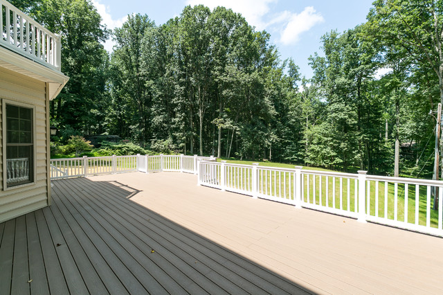 Velvet Valley Traditional Deck Baltimore By