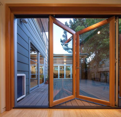 Large Bi Fold Doors