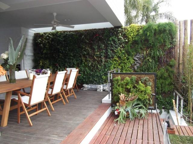 Vertical Garden Tropical Deck Las Vegas By