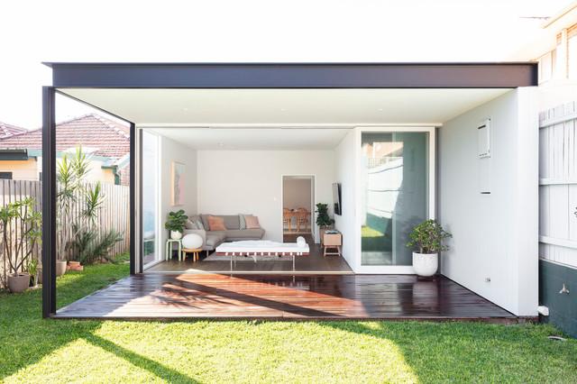 Wareemba contemporary-deck