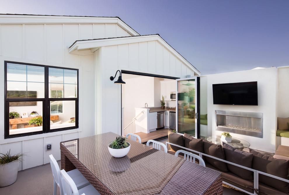 Plan 3x Roof Deck