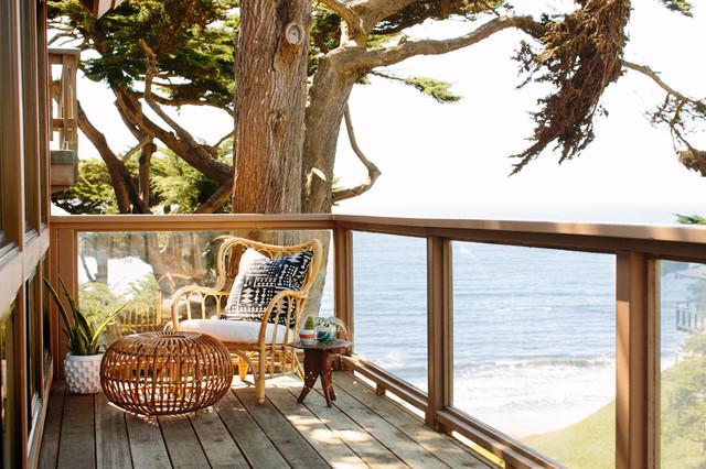 Watsonville Project beach-style-deck